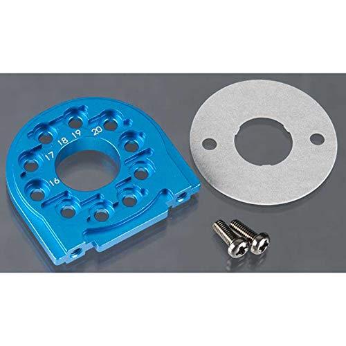 TAMIYA 300054558 - TT-02/B Alu Motorhalter, blau eloxiert