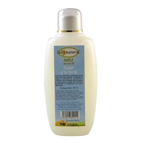 Sol Natural Shampoo Teebaum - 250 ml