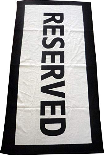 [UK-Import]Reserved Beach Towel
