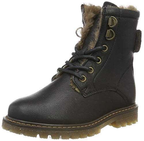 Bisgaard Mädchen Maia Combat Boots, Schwarz (Black 200), 31 EU