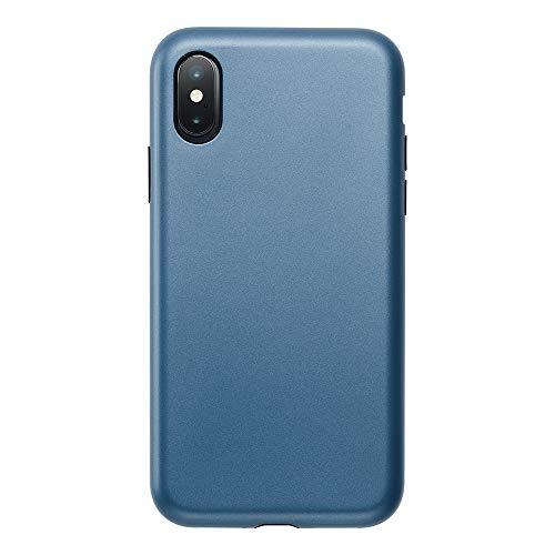 【iPhoneXS/X ケース】Smooth Touch Hybrid Case for iPhoneXS iPhoneX 新型iPhone 米軍MIL規格取得 耐衝撃...