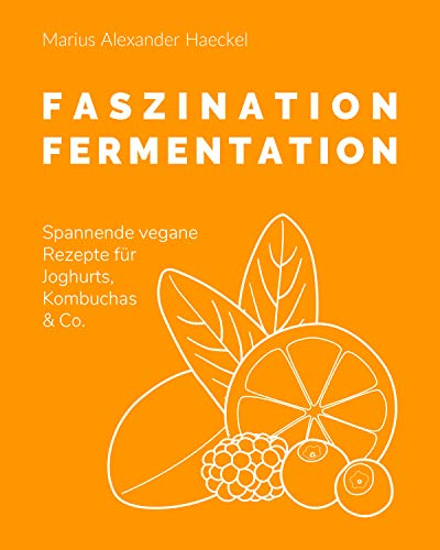 Faszination Fermentation : Einfache vegane Rezepte für Joghurts, Kombuchas & Co.