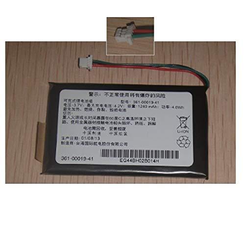 N/H OUYBO Batería for Garmin Nuvi Nuvi 1300,1340T Pro, 1350,1350T, 1370,1370T, 1375T, 1390,1390T, 1400,1450,1490,1490T GPS Li-Ion 3.7V Accesorios de batería de Piezas RC
