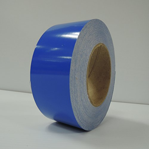 2' 3M Vinyl Striping 150' 25 Colors Available (Medium Blue)