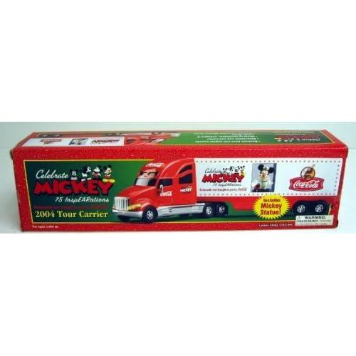 03d01743b9e440 Coca Cola Mickey 2004 Tour Carrier Truck