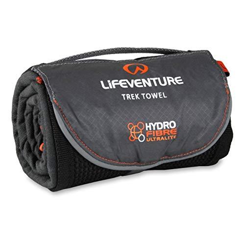 Toalla de hidrofibra Lifeventure Trek towels L
