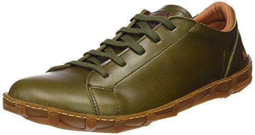 Art Melbourne, Zapatillas para Hombre, Verde (Kaki), 43 EU
