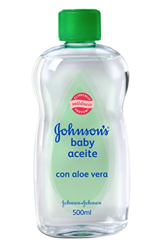Johnson S Öl Aloe Vera 500 ml