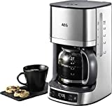 AEG KF 7700 Kaffeemaschine (Programmierbarer Timer, LCD-Display, Aroma-Funktion, einfaches...