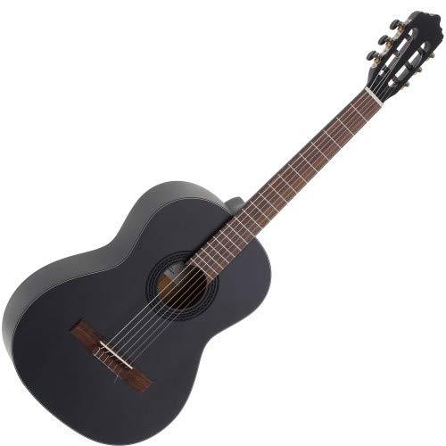 La Mancha Rubinito Negro CM/63-N Konzertgitarre