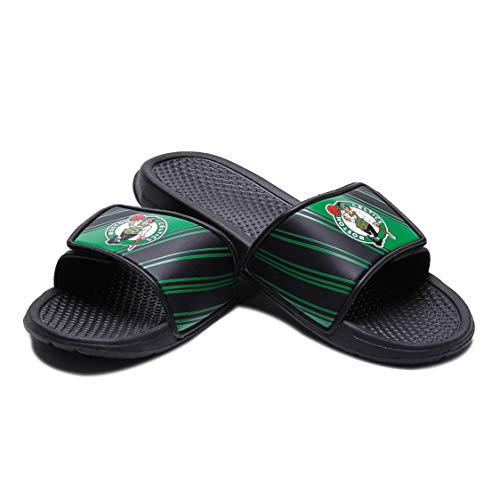 Boston Celtics NBA Mens Legacy Sport Slide - L