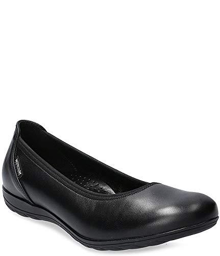 [メフィスト] シューズ 23.0 cm パンプス Emilie Leather Ballerina Flats Black Ciga レディース [並行輸入品]