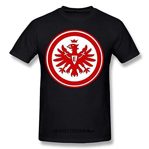Best Men T Shirt Eintracht Frankfurt for O-Neck Tops (sizes-6xl) T-Shirt Novelty Tshirt Print Casual Cotton Short Regular