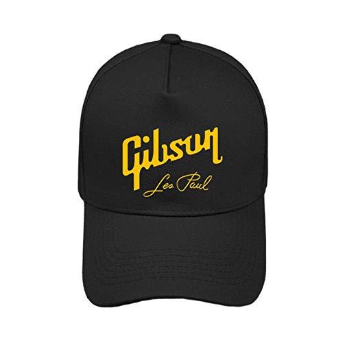 LLDS Gitarre Gibson Baseball Cap Mode Coole Hip Hop Gibson Les Paul Hut Unisex Caps Mz-002