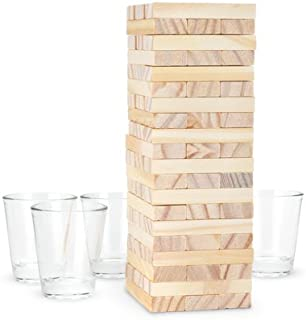 True Fabrication Stack Group Drinking Game, Multicolor