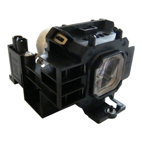 azurano Beamer-Ersatzlampe   Kompatibel mit NEC NP07LP, 60002447   Beamerlampe mit Gehäuse   NP300, NP400, NP400G, NP410W, NP500, NP500C, NP500W, NP500WS, NP510C, NP510C+, NP510W, NP510WS, NP510WSG,
