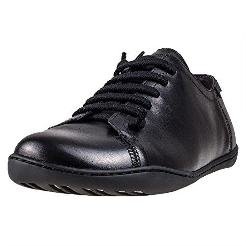 Camper Peu Cami, Zapatillas para Hombre, color Negro (Negro 014), Talla 41 EU