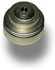 Danfoss-Adaptador plateado para válvula «Orkli», referencia: 014G0257