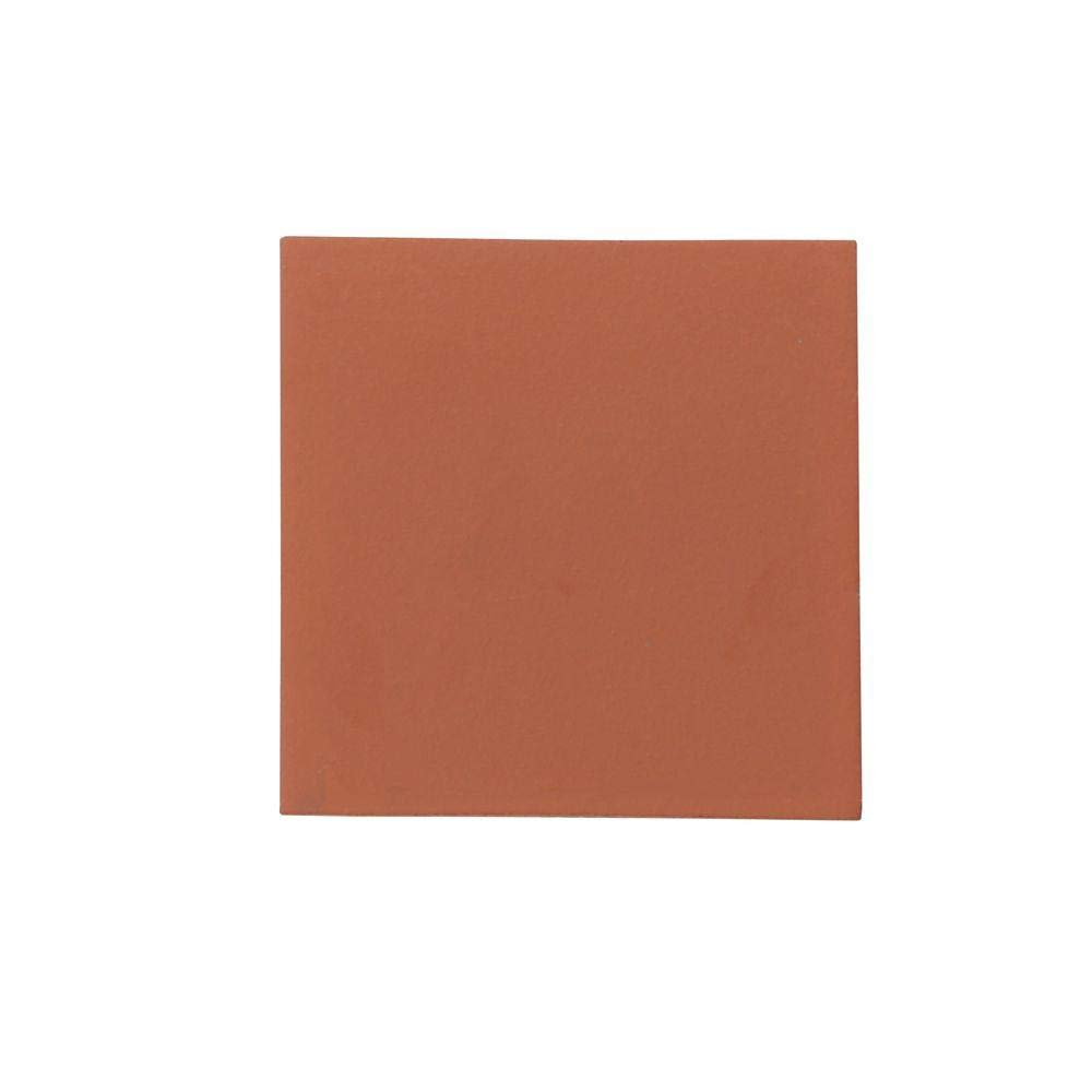 x 8 in Quarry Diablo Red 8 in Abrasive Ceramic Floor and Wall Tile 11.11 sq. ft. // case