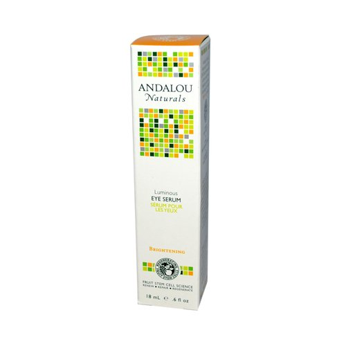 Andalou Naturals Luminous Eye Serum Brightening