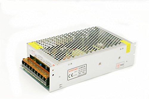 Lianshi Bloc d'alimentation universel de commutation court-circuit et surcharge CA 100-260 V, DC 24 V 10-45 A