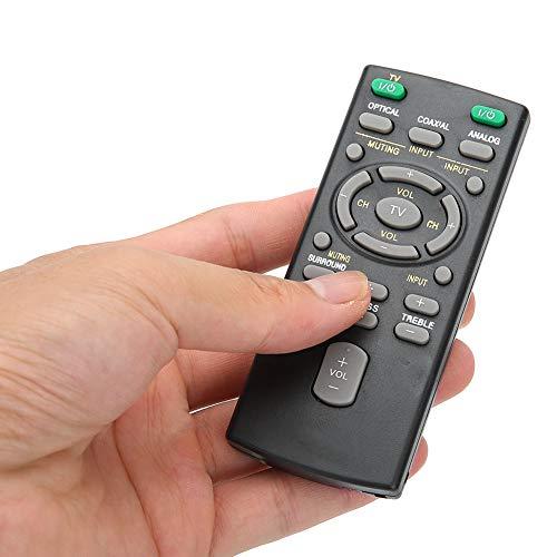 Controlador de barra de sonido portátil duradero Dedicado Reemplazo inalámbrico Control remoto Universal Smart RM-ANU159