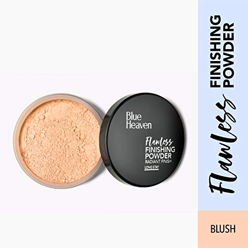 Blue Heaven Saphire Make Up Translucent Powder - Blush, Blush, 20 g