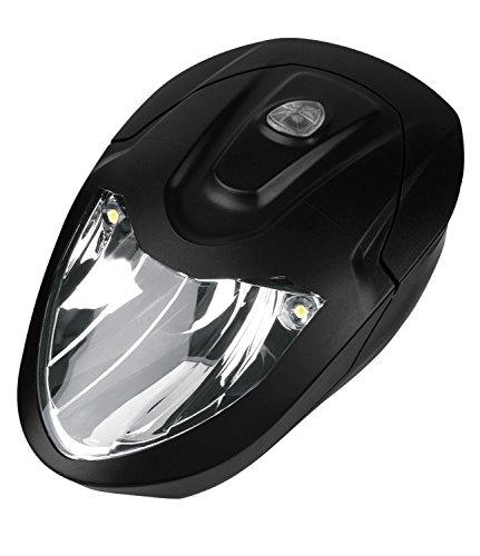 OSRAM LEDsBIKE FX-70, leistungsstarker Scheinwerfer für Radfahrer mit Tagfahrlicht-Funktion, wiederaufladbare LED-Frontleuchte, Beleuchtungsstärke 70 lx, LEDBL101, Faltschachtel (1 Stück) - 3