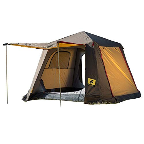 WGYDREAM Camping Tent Tent Lightweight Waterproof Dome Tents For Family Camping 1-4 People-Outdoor Style