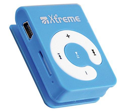 Xtreme 27632B MP3-/MP4-speler (MP3-speler, 4 GB, 3,5 mm, hoofdtelefoon)