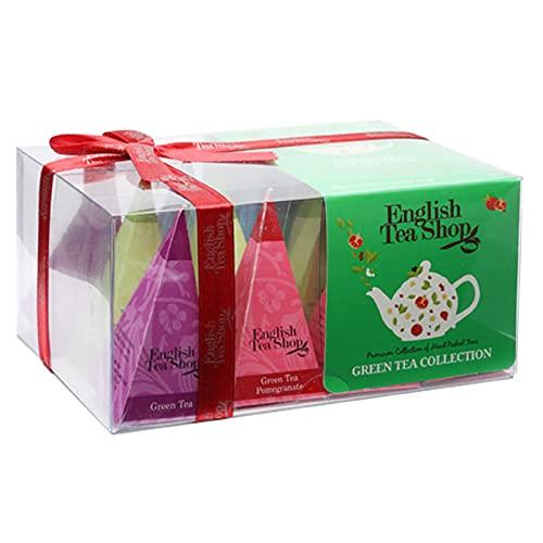 Grüner Tee Teebeutel in Box von English Tea Schop Geschenkverpackung
