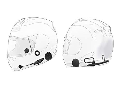 Sena 10U Bluetooth-Kommunikationssystem für Motorräder und Roller mit Fernbedienung für Arai Integralhelme - 2