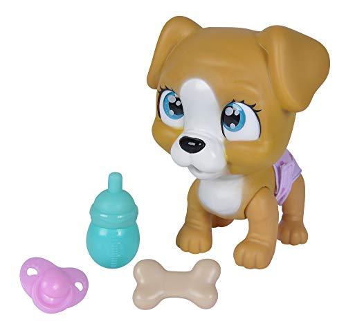 Simba 105953050 Pamper Petz Hund, Tierbaby mit...