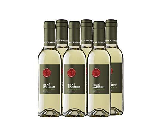 René Barbier Kraliner - Vino Blanco Seco - pack de 6 de 370 ml - Total: 2220 ml