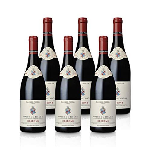 Côtes du Rhône Réserve Rouge - Famille Perrin 2017 (6x 0,75l)