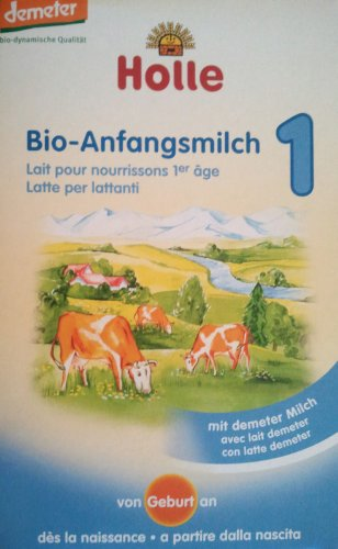Holle Bio Bio-Anfangsmilch 1 (2 x 400 gr)
