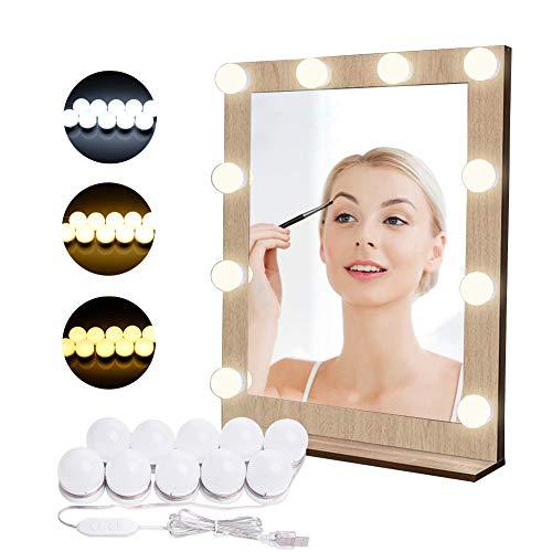 Luces para Espejo de Maquillaje LED Lám