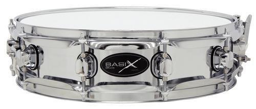 """Basix Pure F801113 Classic - Caja de acero, 14 x 3.5"""""""