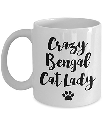 Bengal Cat Mug – Crazy...
