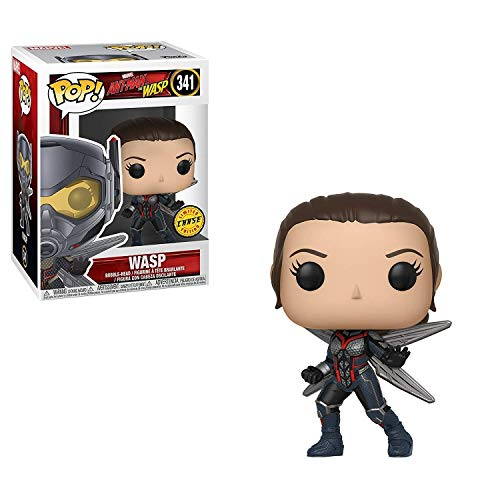 Funko Pop Marvel Ant-Man and The Wasp: Wasp Chase Limited Edition #30730