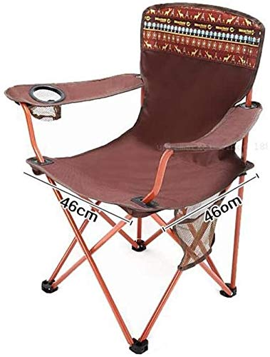 Bequeme Liegestuhl, Außen Klappstuhl Folding Fischen-Stuhl Hocker Angeln Hocker Klappstuhl hfhdqp