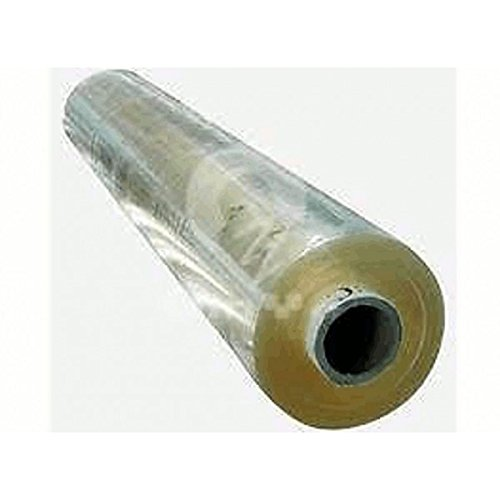 Lowest Prices! 54 Wide 16 Gauge Double Polished Vinyl Clear - 15 Yard Roll