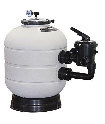 Astralpool - Filtro Millenium Con Salida Lateral T/Zuncho 9000 L/H D.480 Mm Sal. 1 1/2''
