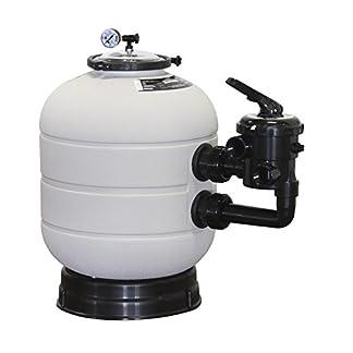 Astralpool – Filtro Millenium Con Salida Lateral T/Zuncho 9000 L/H D.480 Mm Sal. 1 1/2»