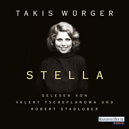 Stella audiobook cover art