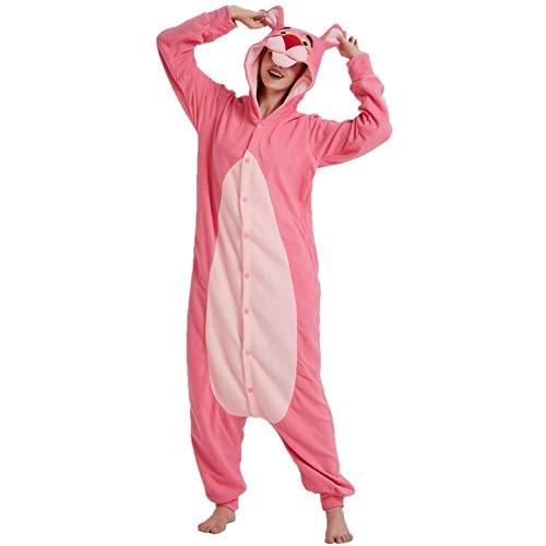 YYYSHOPP Pijama de franela para adultos, unisex, para invierno, diseño de oso de tiburón, para...