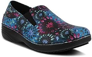 Spring Step Professional Women's Ferrara-Avatar Uniform Dress Shoe