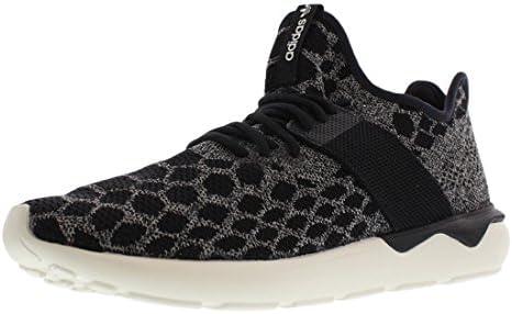 adidas Men Tubular Runner Prime Knit (Black/Carbon)