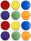 Tigertail Sports Recreational-Quality (1-Star, 40mm) Ping Pong Balls - Red, Yelow, Blue, Purple, Green, Orange...