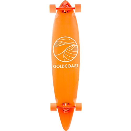 GoldCoast Longboard Classic Pintail,...